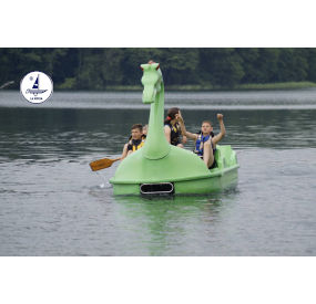 The Large Dragon Hydro-pedalo