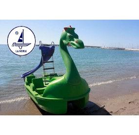 tretboot-Der große Drachen