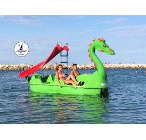 The Large Dragon Hydro-pedalo