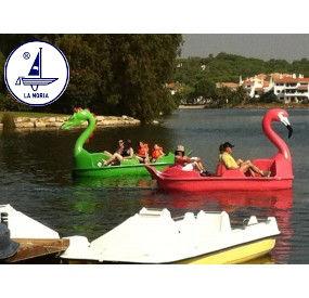 The Large Flamingo Hydro-pedalo
