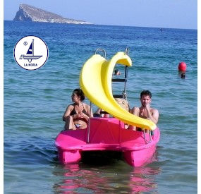 Hidropedal modelo P4P de La Noria