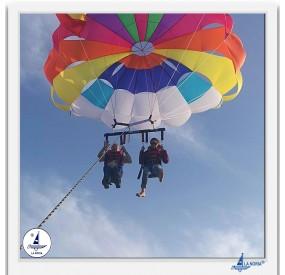 parasailing malaga