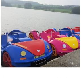 Hidropedales La Noria modelo hidrobeetle