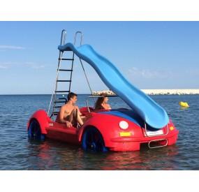 pedal boat La Noria hydrobeetle