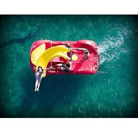 Hidropedal modelo hidrobeetle de lanoria.net