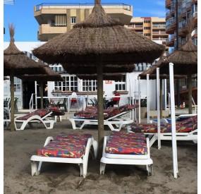 Sun umbrellas for hammocks