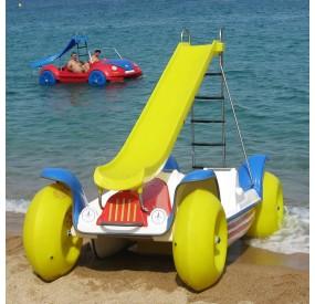 hidropedal coche hidrocar