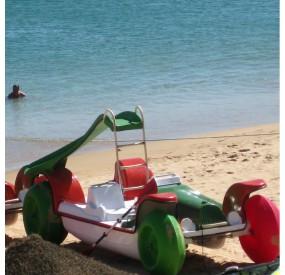 Hidropedal hidro car