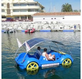 pedalinho solar