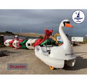 Hidropedal Gran Cisne