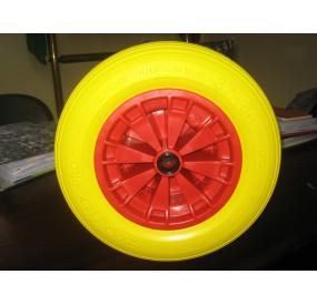 roues de pédale solides
