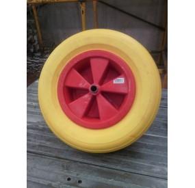 ruedas macizas hidropedales