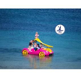 pedal boats La Noria