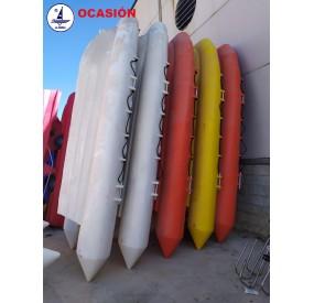 polyethylene boats