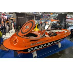 parasail boat Grand Cherokee 33