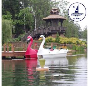 Hidropedal modelo gran cisne