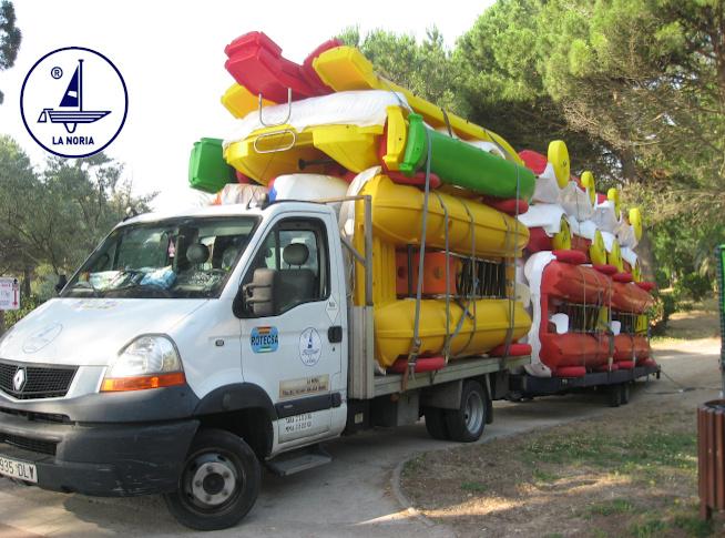 Tretbootfabrik La Noria