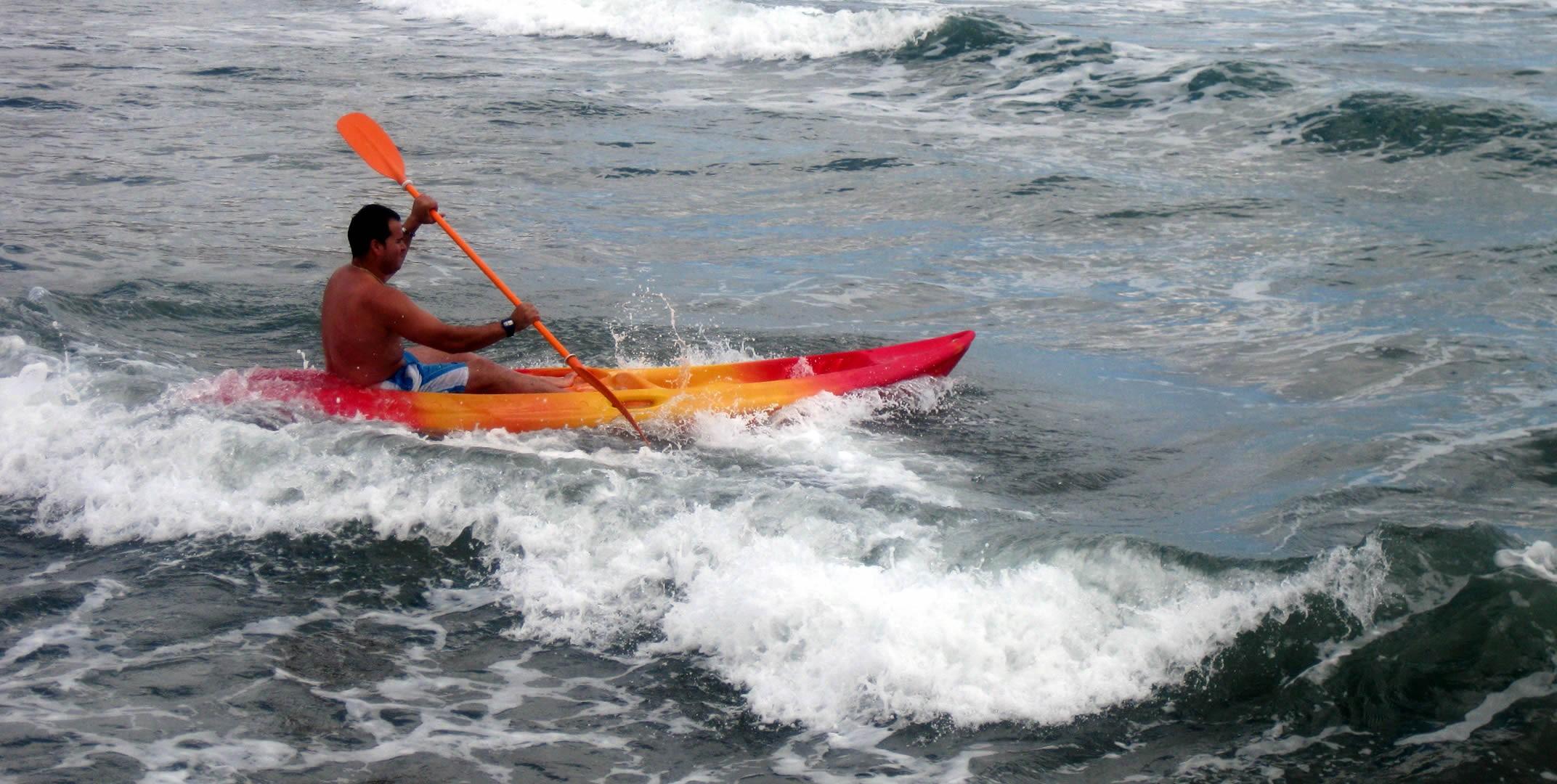 Kayaks La Noria